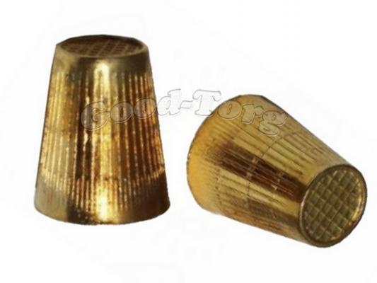 Напёрсток (золото) 1 уп. = 10 шт.