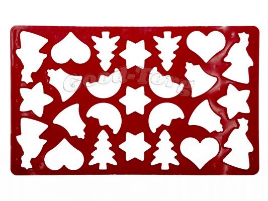 Форма для вырезания печенья 25 форм.