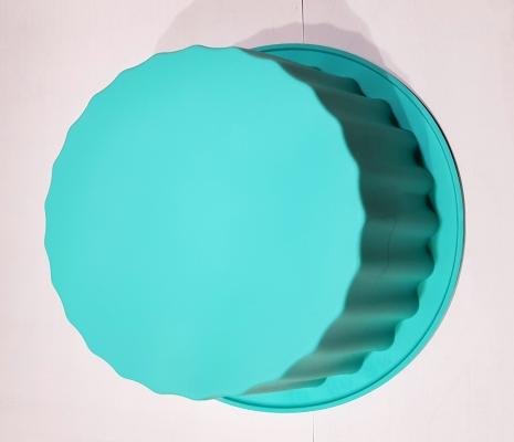 Силиконовая форма большой кекс d 18 см. глуб 9 см.