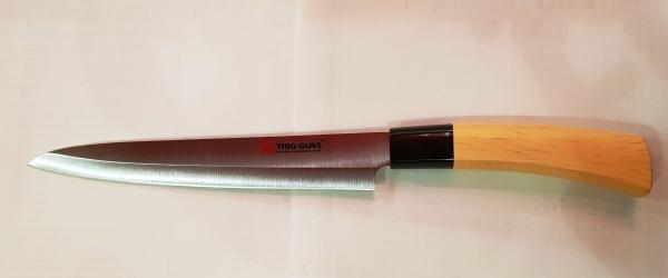 Нож длинная деревянная ручка E11 - 33 см.