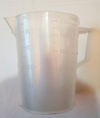 Мерный стакан 250 гр.
