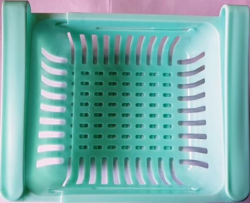 Полка для холодильника раскрытая 27.5 см.× 15.5 см.