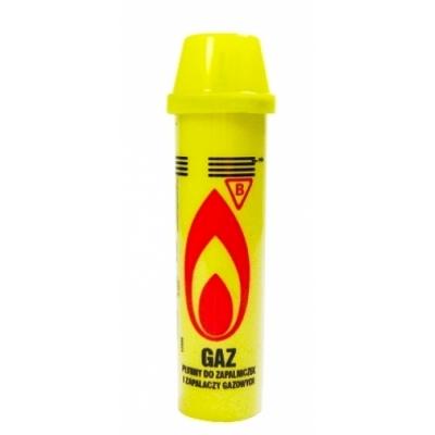 Газ желтый 80мл. - оригинал
