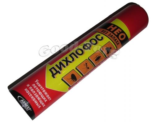 Аэрозоль универсальный без запаха Дихлофос НЕО 190 мл