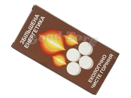 Сухое горючое - оригинал (в упаковке 10 пачек)
