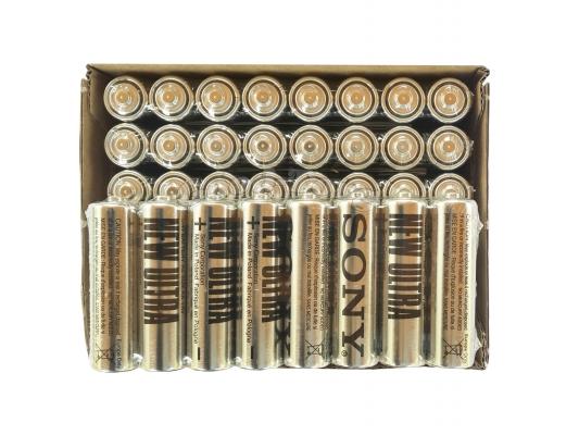 Батарейка Panasonic, AA R6, палец, 48 шт.