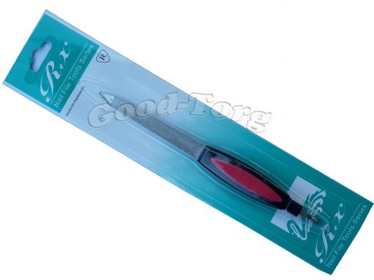 Пилка Зингер красная ручка 15,5 см.