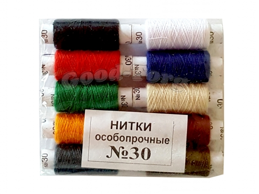 Нить №30 х/б, Никополь (10 радуга)