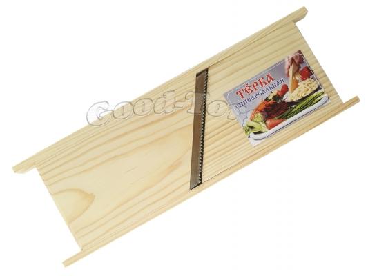 Терка корейка сосна, средняя (ширина 8 см. Дл. 30 см.)