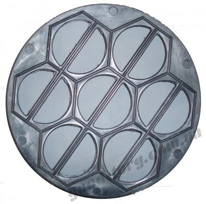 Варенница, металлическая, 240 мм.