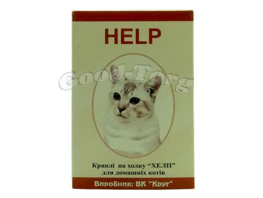 Капли для котов 4 дозы - Круг
