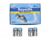 Батарейки Raymax R20  1 уп. = 24 шт.