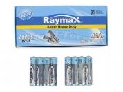 Батарейки Raymax R03  1 уп. = 60 шт.