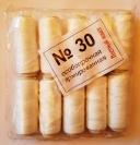 Нить особопрочная армированная 30 ка белая