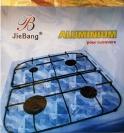 Фольга на плиту JieBang Aluminium 50×60 1 уп. = 10 шт.