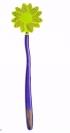 Мухобойка цветок 48 см. 1 уп. = 10 шт.