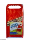 Шинковка красная большая 28 см.×13см