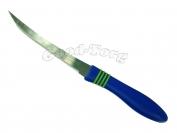 Нож на планшете пилка голубая ручка фабричный Китай, 235 мм., 1 уп. = 12 шт. (продажа листом)