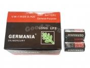 Батарейка Germany, D R20, 12 шт.