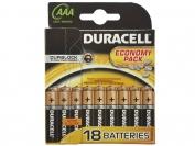 Батарейка DURACELL, AAA R03, микропалец, оригинал, 12 шт.