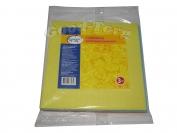 Салфетки целлюлозные/влагопоглощающие Бонус  16x16 см, 3 шт.
