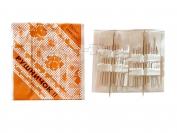 Иголки Рушничок 10 шт. мал. ушко (продажа упаковкой)