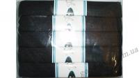 Резинка широкая черная Тасьма 5 метров шир.:3см (5 резинок )( продажа упаковкой )